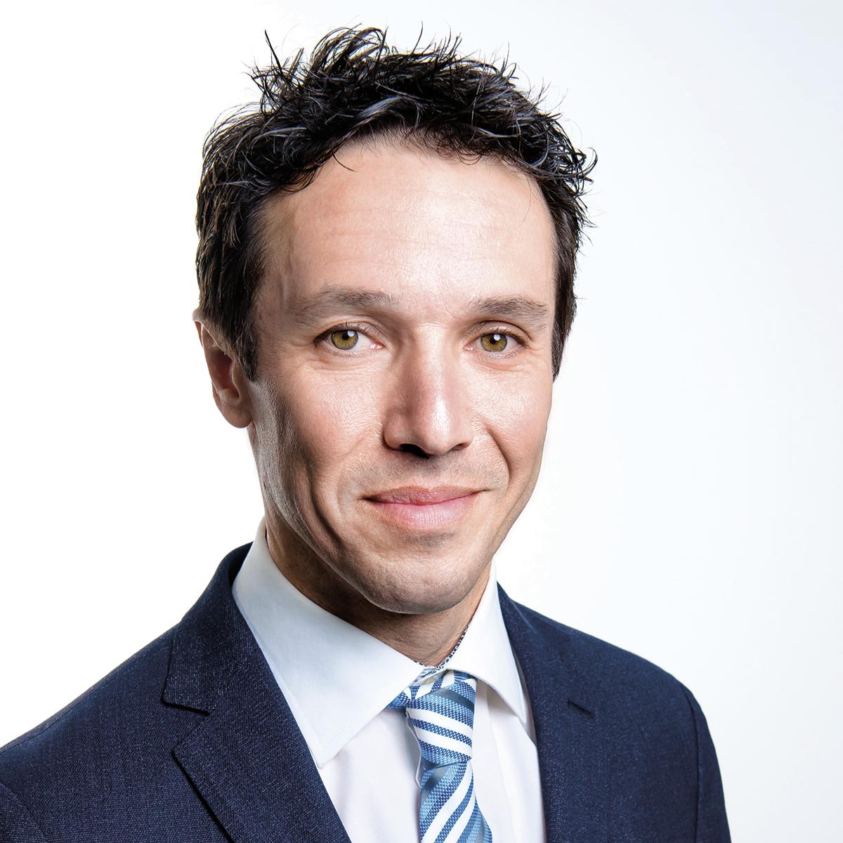 Portrait : Arlan Boulain, Président du Groupe Bleu Mercure