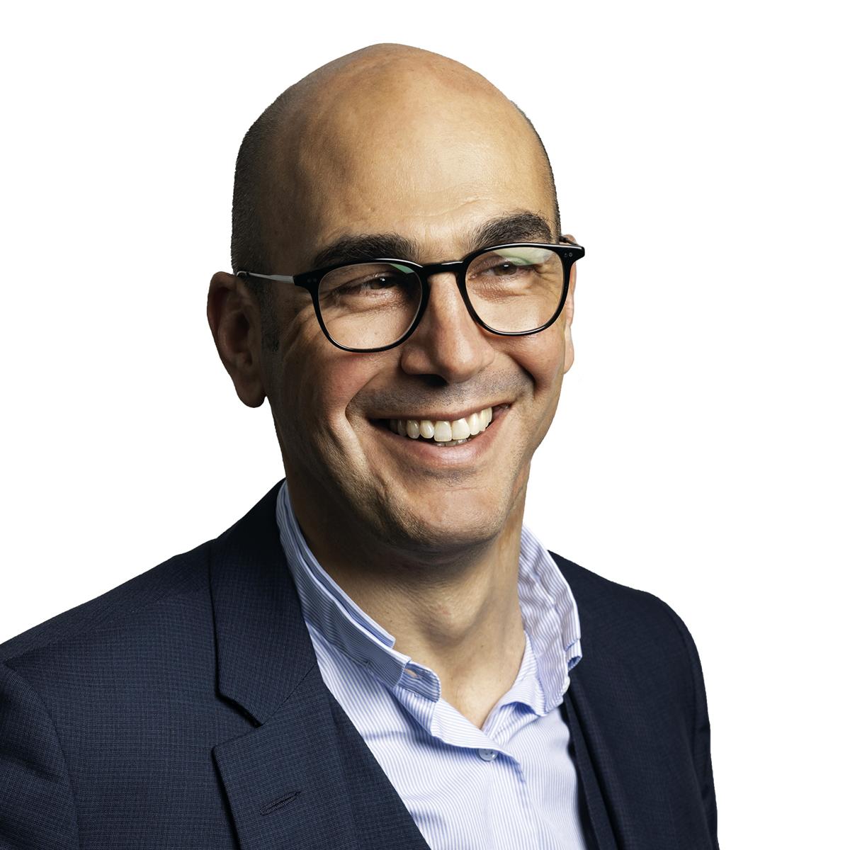 Portrait : David Simon, DG Développement & Foncière