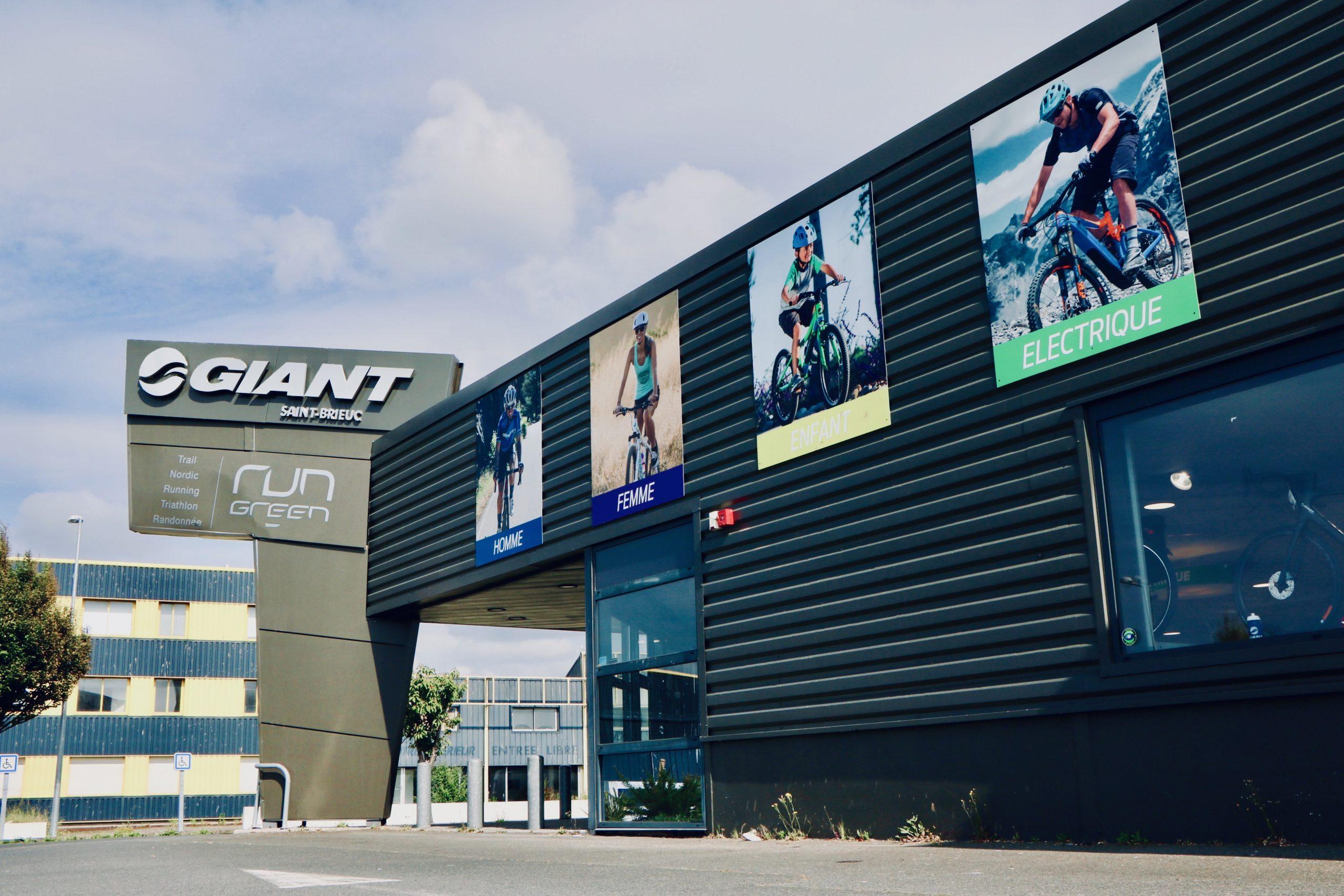 Giant & Run Green - Langueux (22)