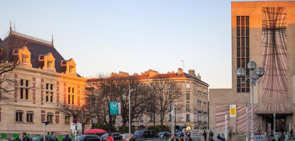 Quartier Montrouge (92)