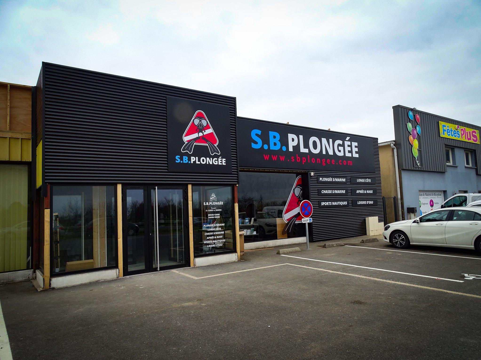 SB Plongée - Pordic (22)