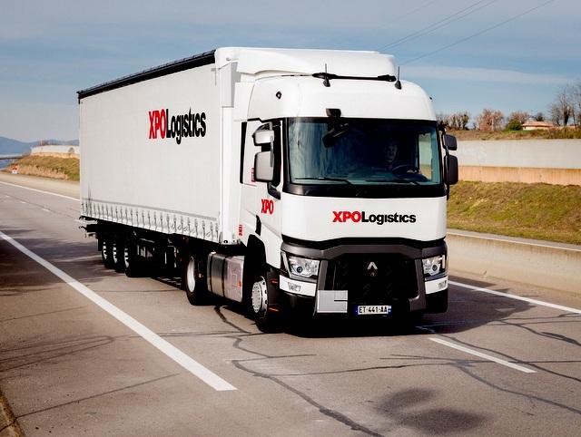 Camion XPO Logistics