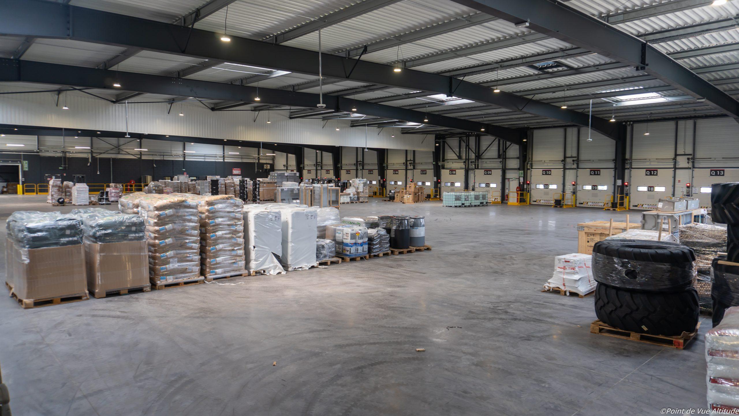 XPO Logistics - Castine en Plaine / Caen